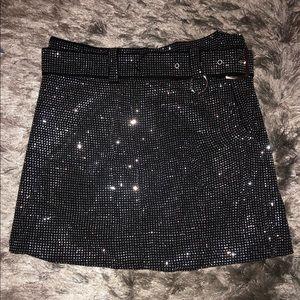 Dresses & Skirts - Mini sparkly skirt